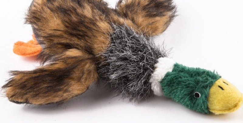 Dog Toys Lovely Pet Puppy Chew Plush Cartoon Animals