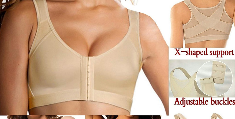 Posture Corrector Lift Up Bra Yoga Women Shockproof Sports Support
