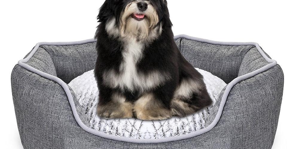 DEKO Dog Bed Soft Sleeping Sofa Waterproof Cushion Mat