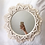 Thumbnail: Home Decor Macrame Mirror Handmade Tapestry