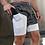 Thumbnail: Summer Running Sport Shorts Men