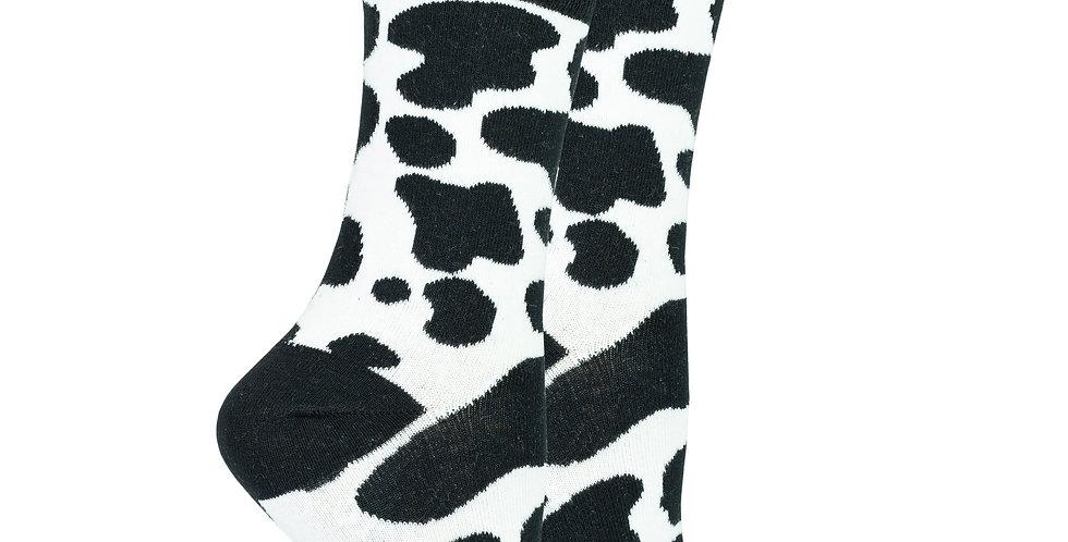 Women's Cow Socks