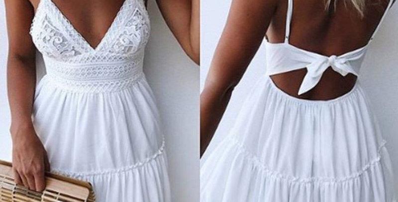 Summer Women Summer Beach Dress
