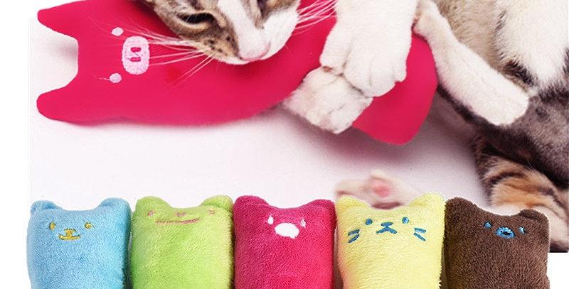 Fashion Mini Teeth Grinding Catnip Toys