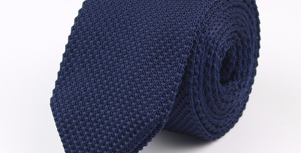 New Style Fashion Men's Solid Colourful Tie Knit Knitted Ties