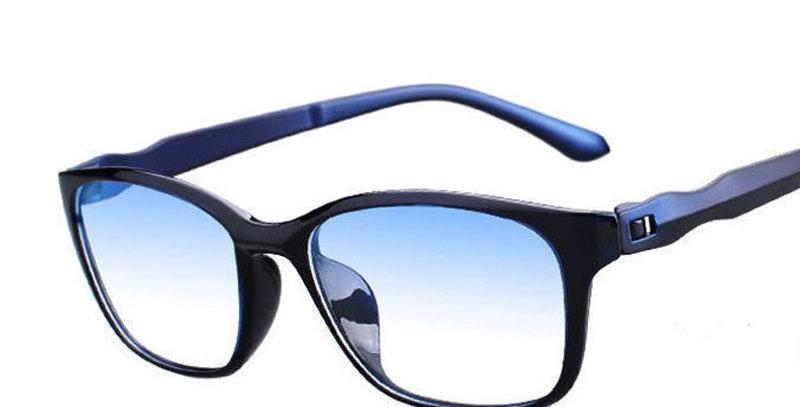 Iboode Reading Glasses Men Anti Blue Rays Presbyopia Eyeglasses Antifatigue