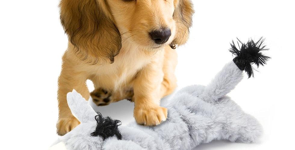 Puppy Dog Interactive Playing Molar Sound Chew Bite Toy Pet