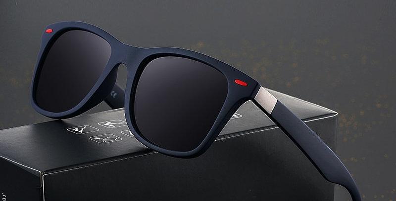 DJXFZLO Brand Design Polarized Sunglasses Men Women Driver