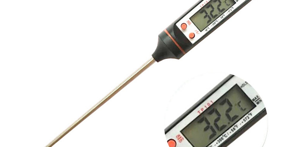 Meat Thermometer Kitchen Digital Cooking Food Probe Electronic