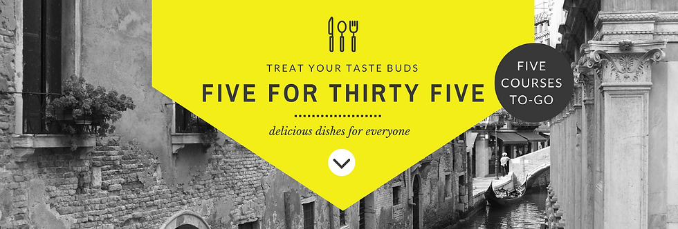 Five for Thirty Five Grab-N-GO