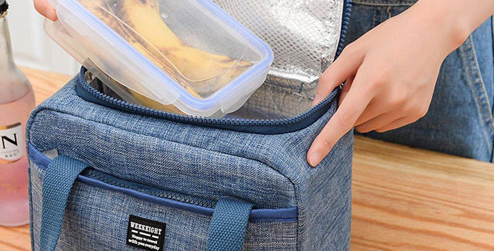 Portable Insulated Lunch Bag Waterproof