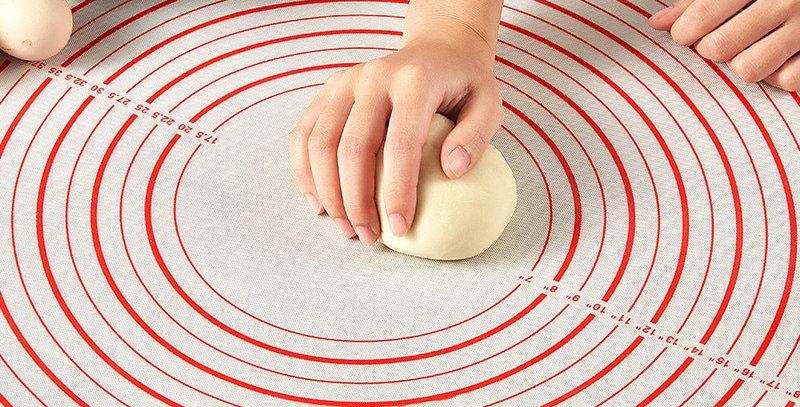 Kneading Dough Mat Silicone Baking Mat