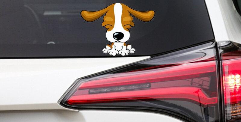 Dog Reflective Beagle Long Ears