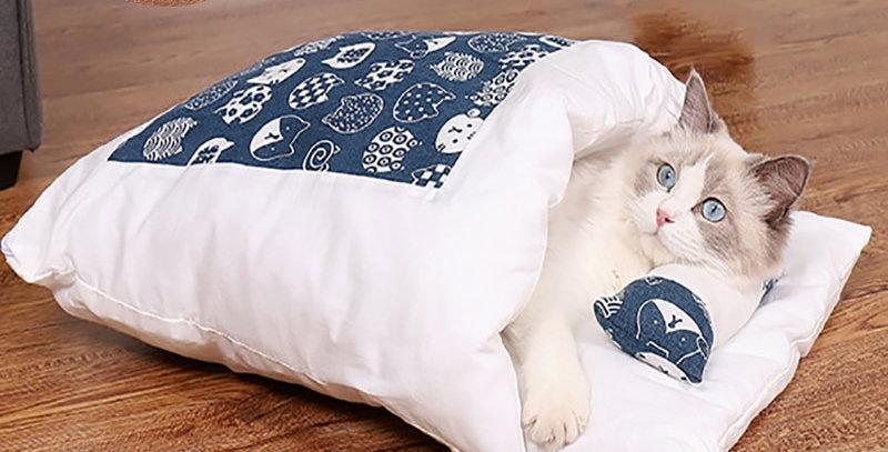 Cat Sleeping Bag Sofas Mat