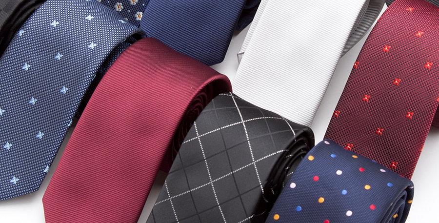 Neck Tie Men Skinny Necktie