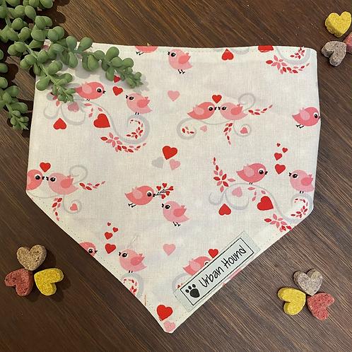 Love Birds bandana priced from