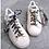 Lacet chaussure- wax-fleuri-Dingadiling-les créateurs de saison