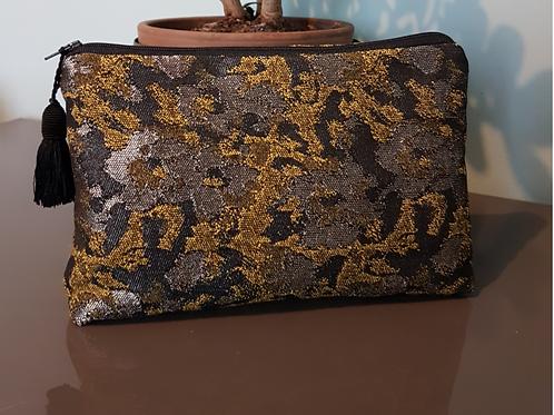 Pochette, marbre marron et noir, Ipséité, Boutique Les Créateurs de saison, Paris