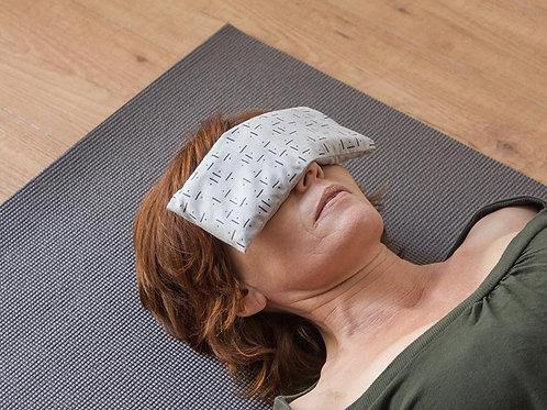 Coussin pour les yeux, yoga, Atelier Ames sensibles, Boutiques Les créateurs de saison, Paris