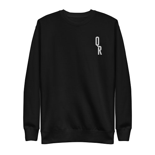 QR Fleece Pullover