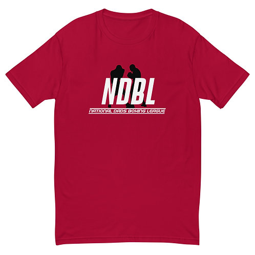 National Dads Boxing League - Short Sleeve T-shirt