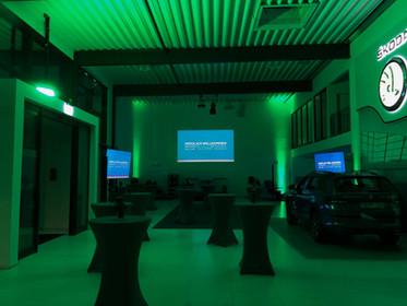 Eröffnung MTS Automobile