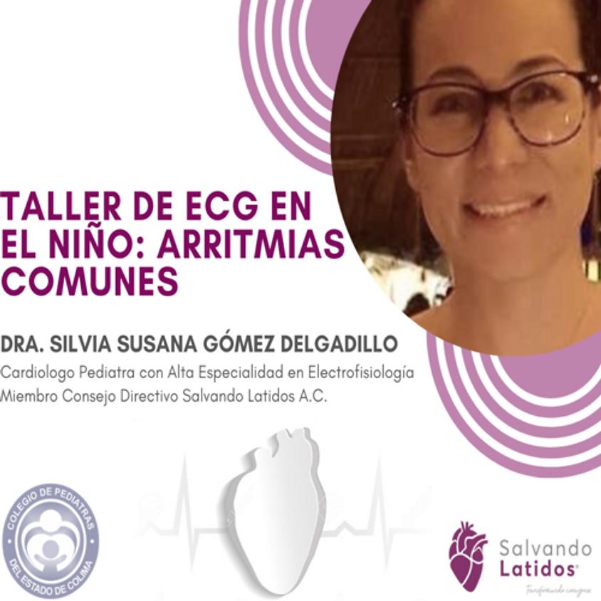 Taller de ECG en el niño: Arritmias Comunes
