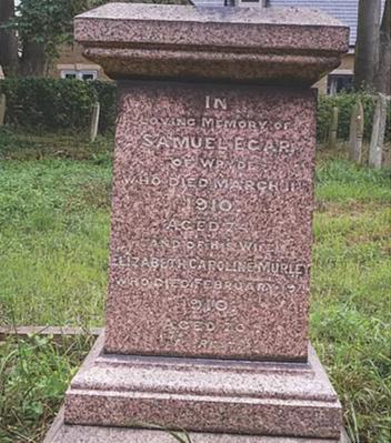 Samuel Egar
