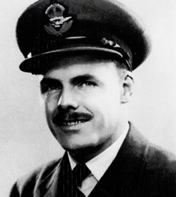 William Thomas (Tom) Bussey – Wing Commander; LVO, O.B.E, B.E.M, R.A.F