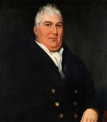 Rear-Admiral George Morris