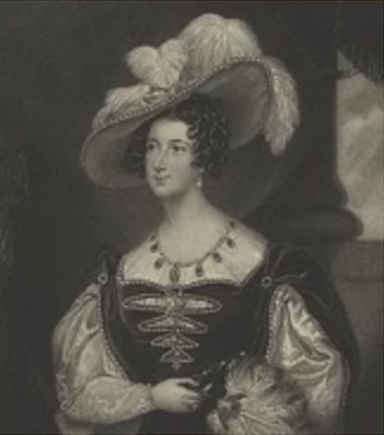 Anna Maria Russell – Duchess of Bedford