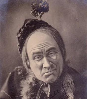 'Nosmo King' AKA Samuel Vernon Watson