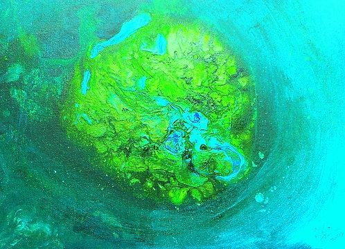 Green World II
