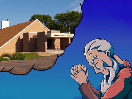 Paul Prayed for Us