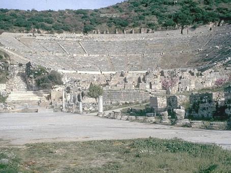 Ephesus in an Uproar