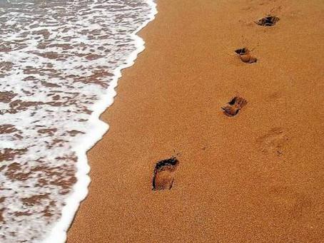 Walking in Jesus' Footsteps