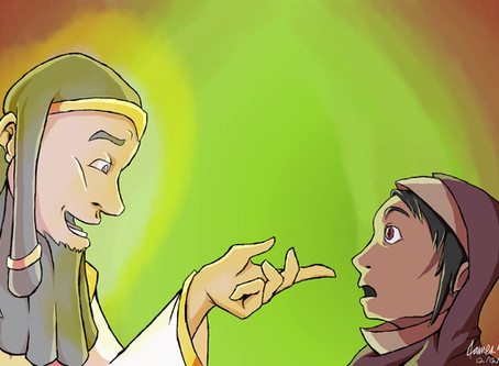 Advent Angel Sightings #3