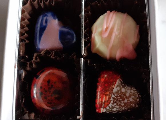 Small box - Valentine Chocolate Selection