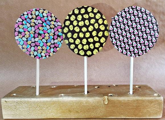 Easter Lollipops