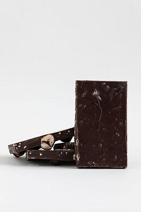 Dark Chocolate with Hazelnuts
