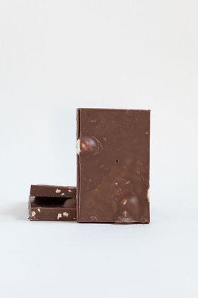 Milk Chocolate with Hazelnut