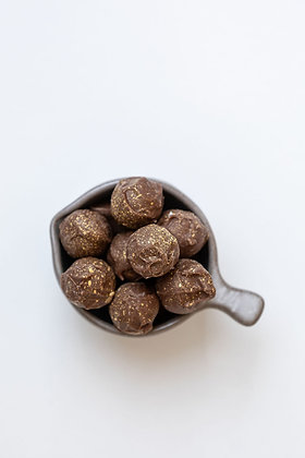 Milk Salted Caramel Bites
