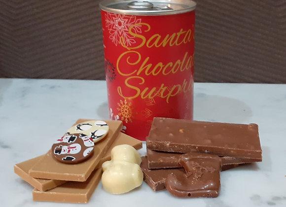 Santa's Chocolate Suprise