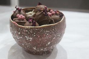 Chocolate Truffle workshop/yvetteschocolates