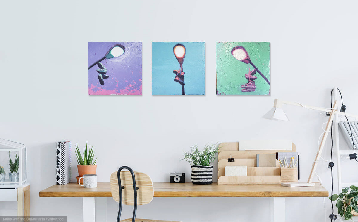 My art on your walls!