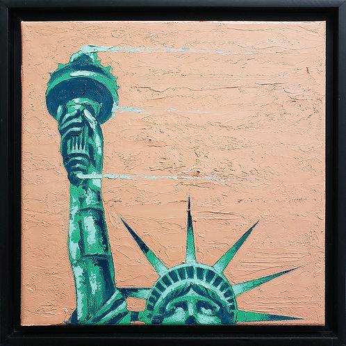 Give Us Liberty - Peach Mint