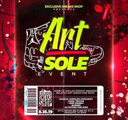 Art of Sole 2019 Exclusive Kicks Shop.jp
