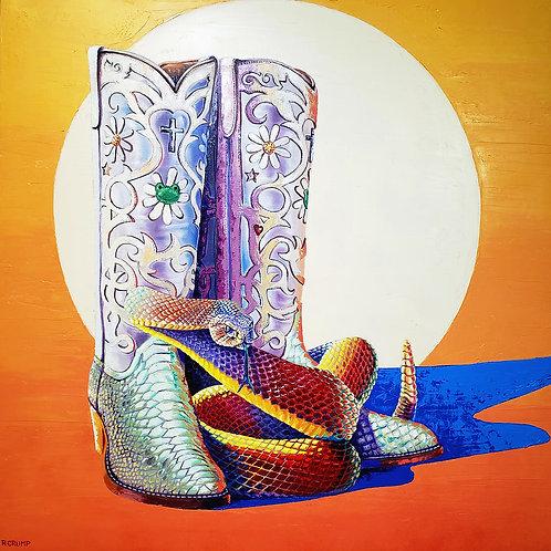Rattlein Her Boots