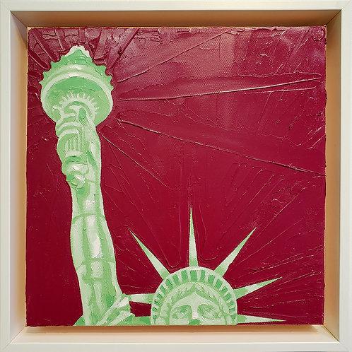 Give Us Liberty - Cranberry Sage Peach