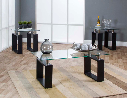 Bantam 3 Piece Occasional Table Set